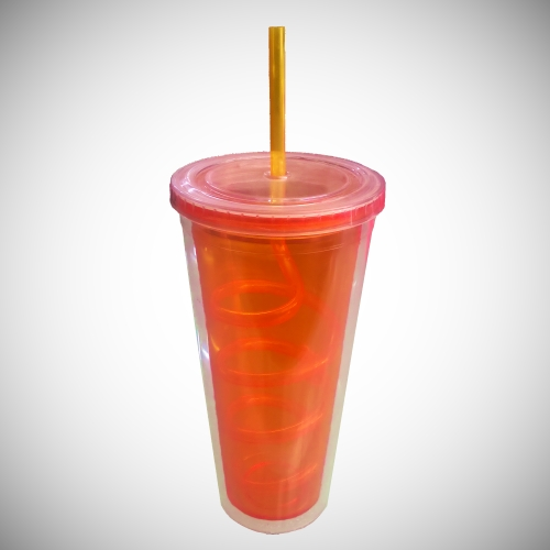 personalized tumbler with spiral straw ipower products philippines